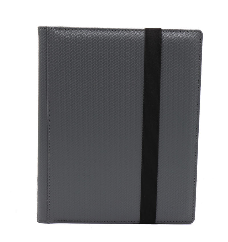 Dex Protection: Limited Edition Binder 9 - Grey