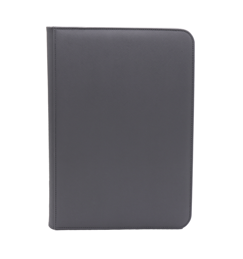 Dex Protection: Dex Zipper Binder 9 - Grey
