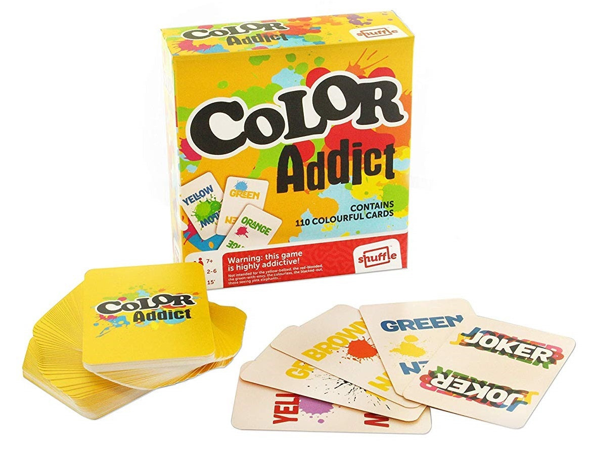 Colour Addict - Card Game