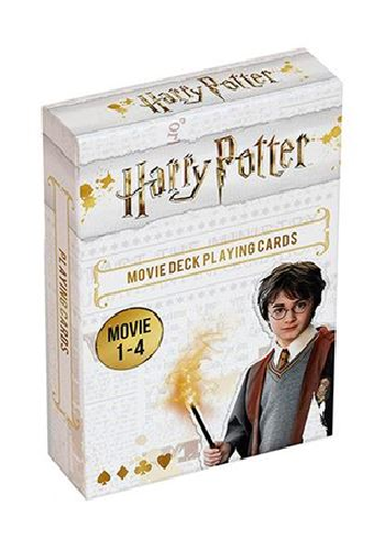 Harry Potter: Movie Series (1-4) - Playing Card Set