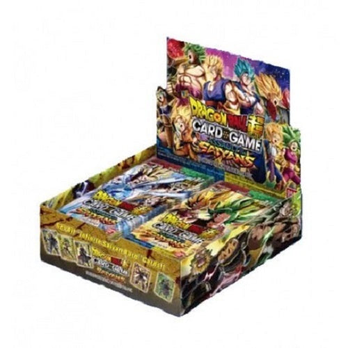 Dragon Ball Super TCG: Series 7 Booster Box- Assault of the Saiyans