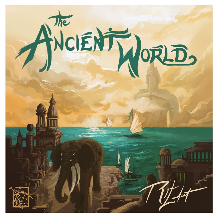 Ancient World: 2nd Edition - Board Game