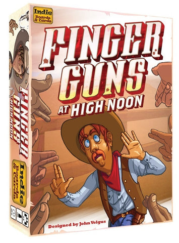 Finger Guns: At High Noon - Party Game
