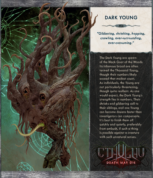 Cthulhu: Death May Die - Black Goat of the Woods Expansion