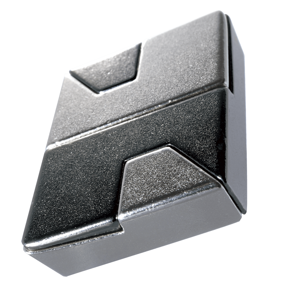 Huzzle: Cast Diamond Puzzle