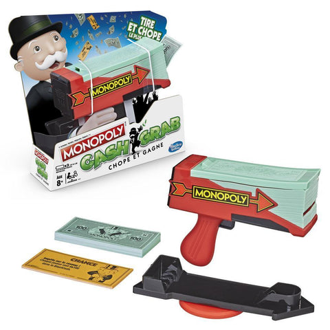 Monopoly - Cash Grab Game