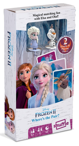 Disney: Frozen II - Where's The Pair Game