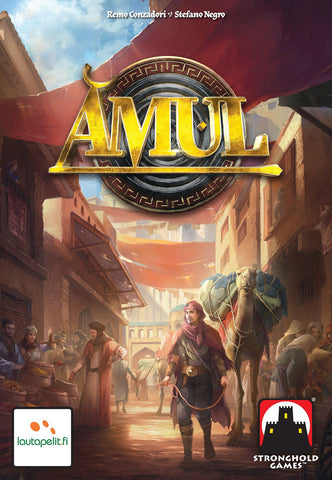 Amul - Board Game