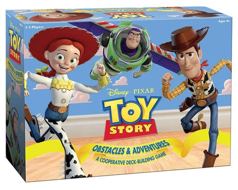 Toy Story: Obstacles & Adventures - Deck Building Game