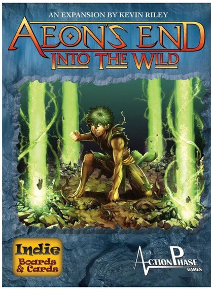 Aeon's End: Into The Wild - Expansion Pack