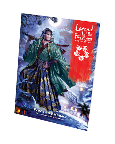 Legend of the Five Rings Roleplaying Game - Winter's Embrace