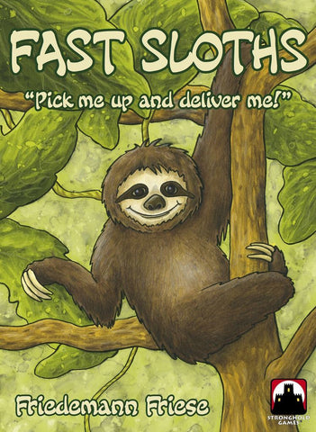 Fast Sloths - Board Game