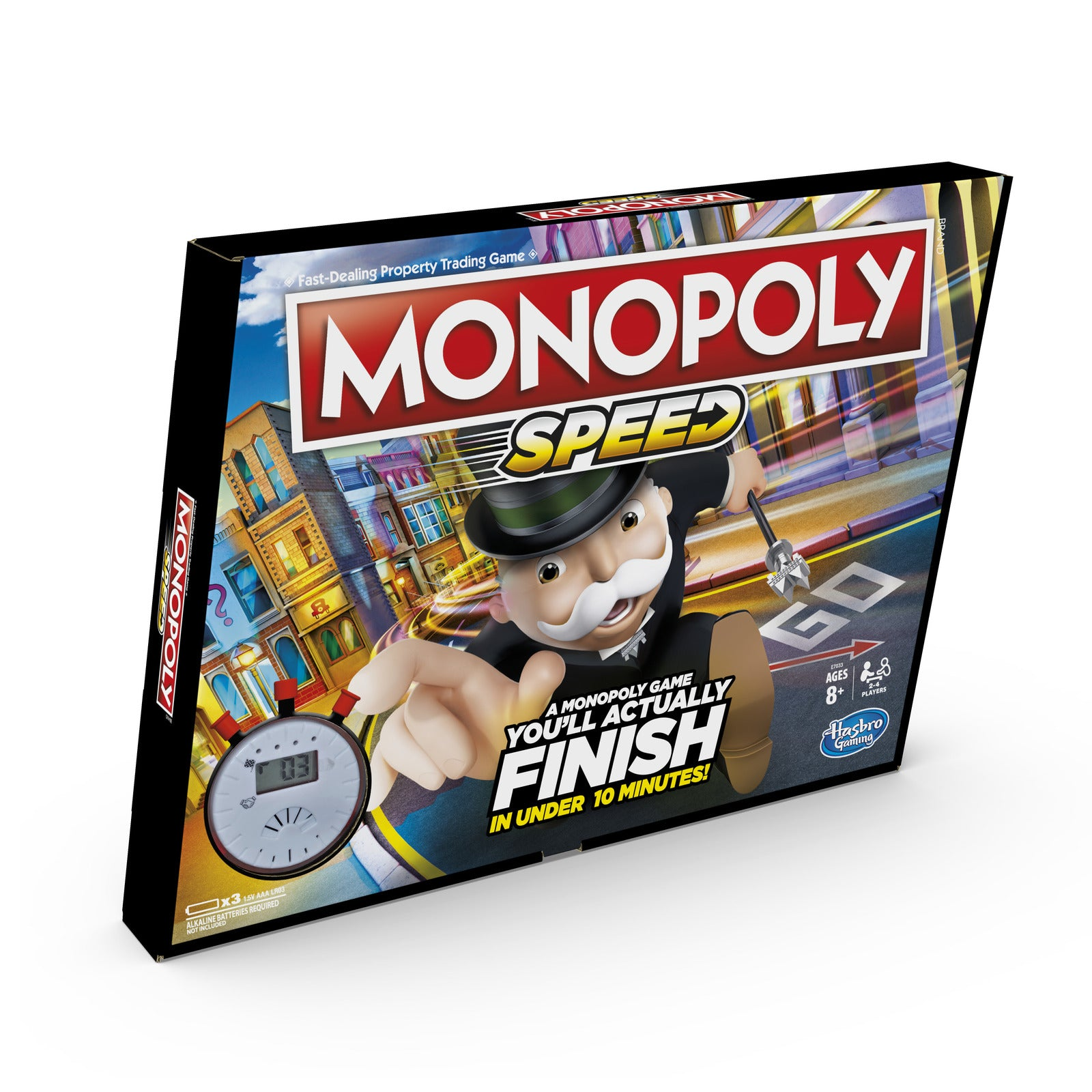 Monopoly: Speed Board Game
