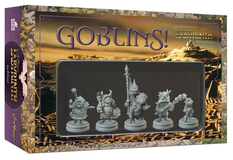 Jim Henson's Labyrinth: Goblins! - Game Expansion