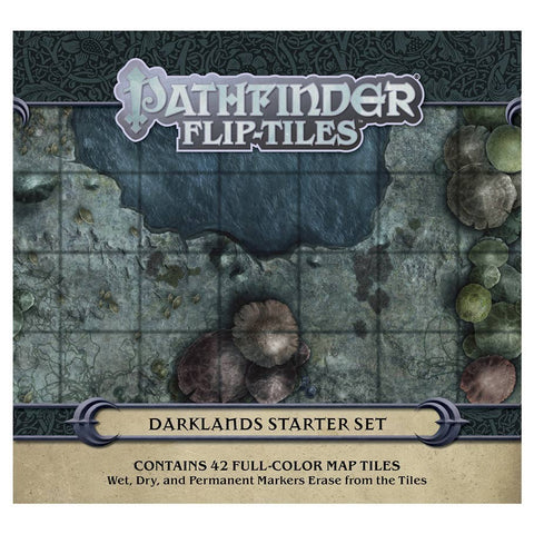 Pathfinder RPG: Flip-Tiles - Darklands Starter Set