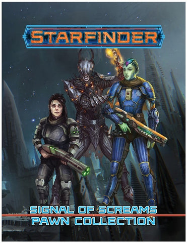 Starfinder RPG: Signal of Screams - Pawn Collection