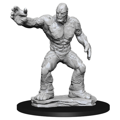 D&D Nolzur's Marvelous: Unpainted Miniatures - Clay Golem