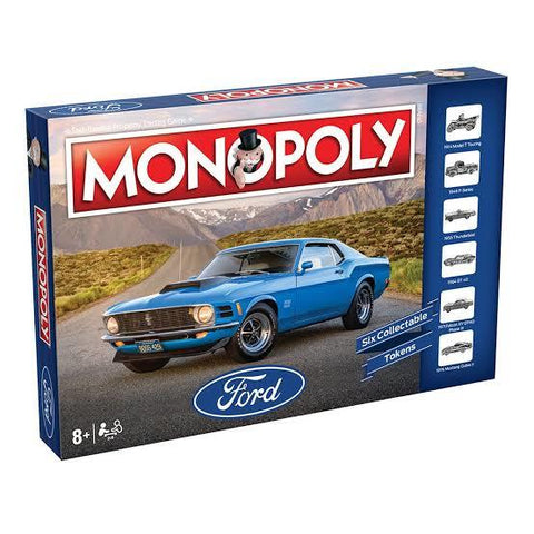 Monopoly: Ford 100th Anniversary Collector's Edition