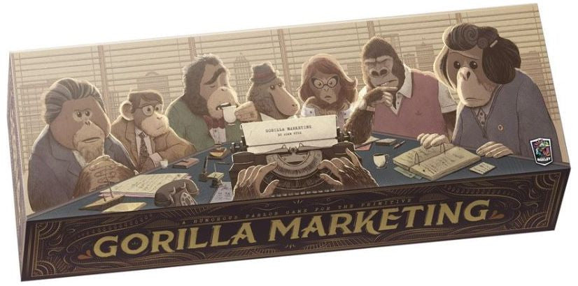 Gorilla Marketing - Party Game
