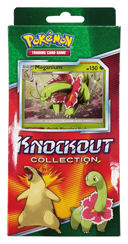 Pokemon TCG: Knockout Collection- Meganium