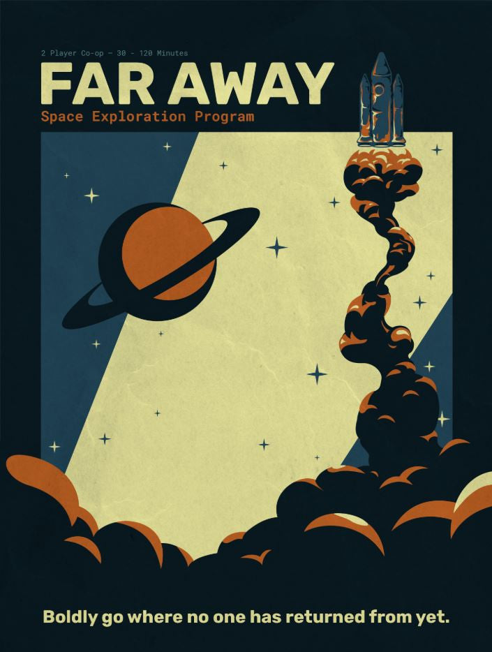Far Away - Board Game