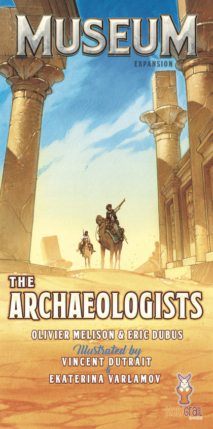 Museum: The Archaeologists - Game Expansion