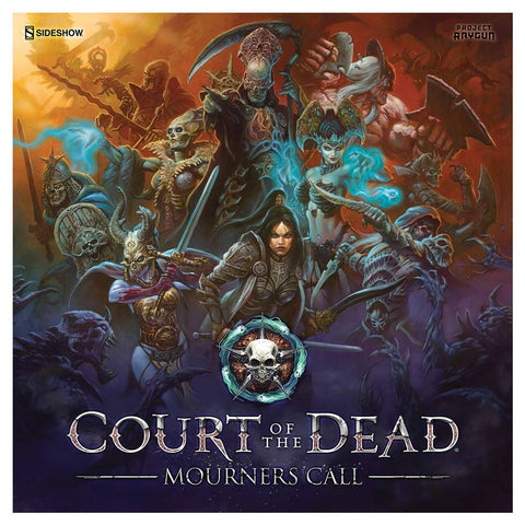 Court of the Dead: Mourners Call - Board Game