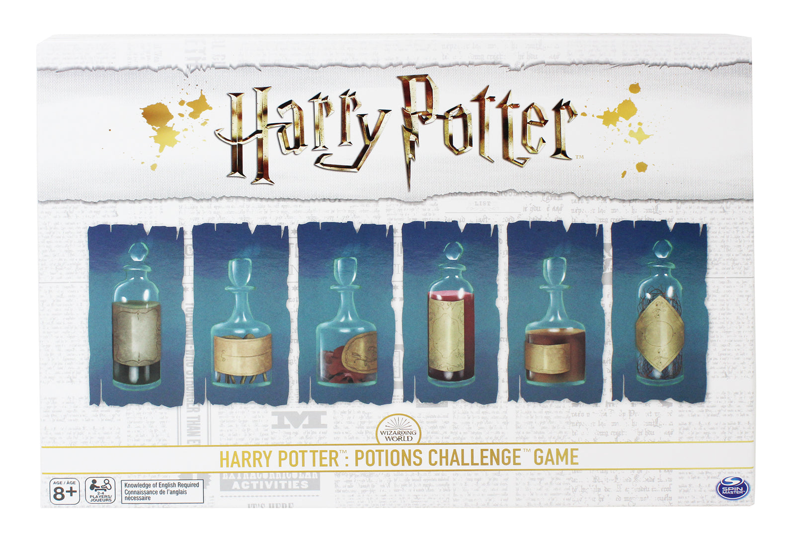 Harry Potter: Potions Challenge - Board Game