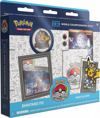 Pokemon TCG 2019 World Championship Deck: Mind Blown