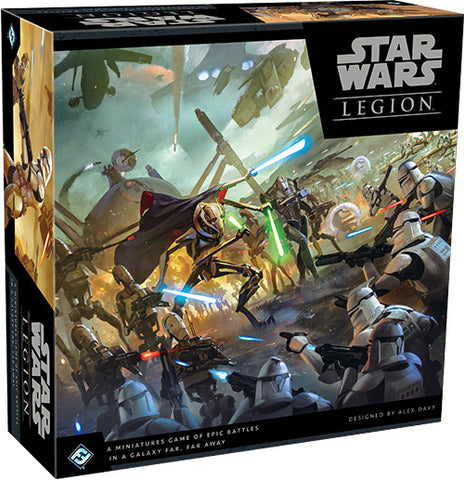 Star Wars Legion: Clone Wars Core Set