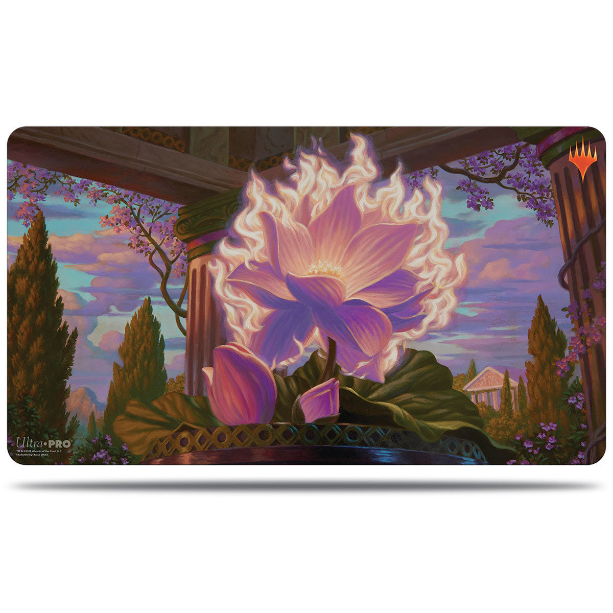 Ultra Pro: Magic The Gathering Playmat: Theros Beyond Death Nyx Lotus