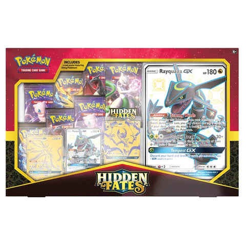 Pokemon TCG: Hidden Fates Premium Powers Collection