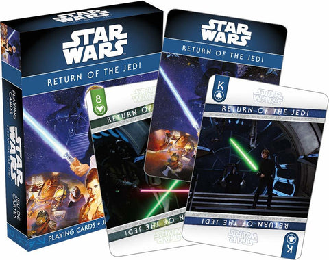 Star Wars – Ep. 6 Return Of The Jedi Playing Cards
