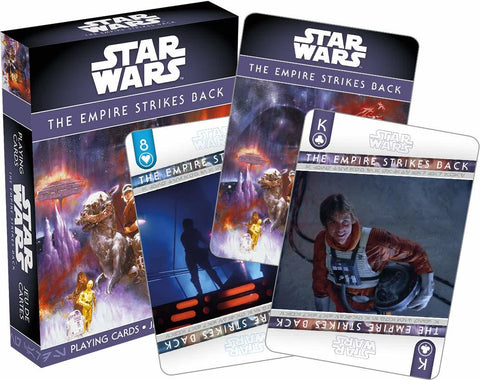 Star Wars – Ep. 5 The Empire Strikes Back Playing Cards