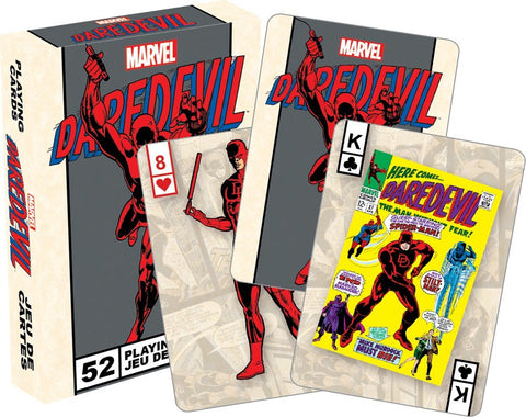 Marvel - Daredevil Retro Playing Cards