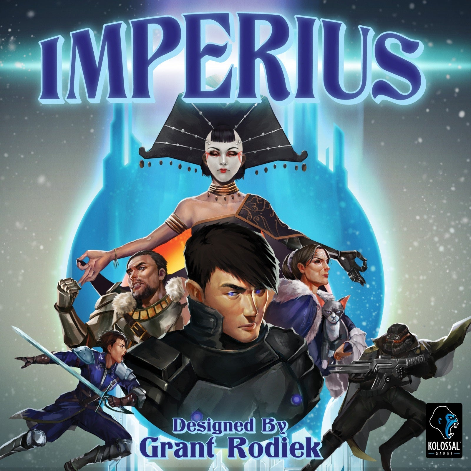 Imperius - Board Game