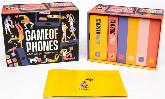 Game of Phones - Party Game