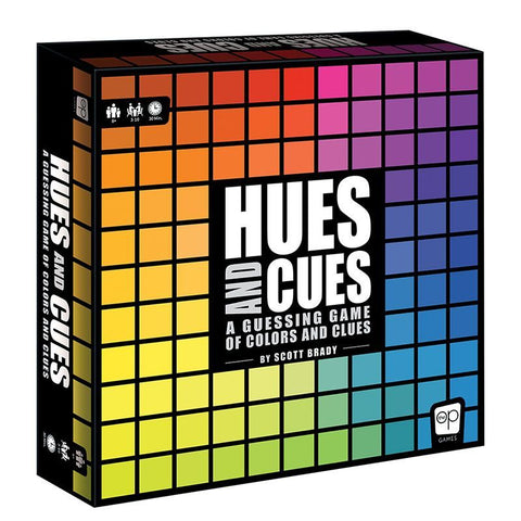 Hues and Cues - Board Game