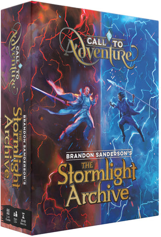 Call to Adventure: The Stormlight Archive - Card Game