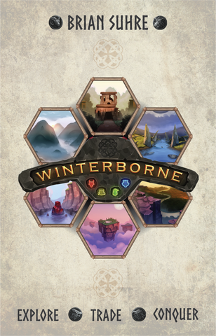 Winterborne - Board Game