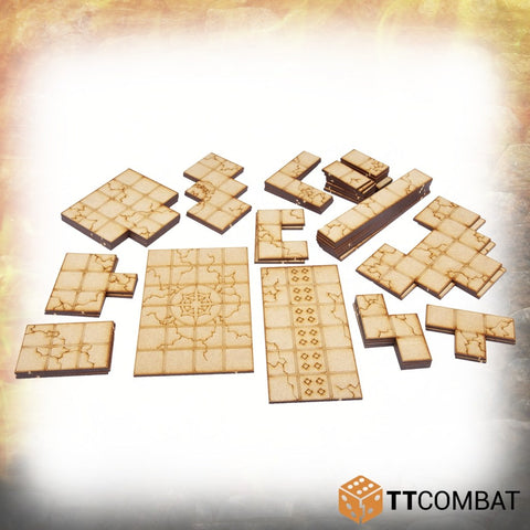 TTCombat - Dungeon Tiles Set C