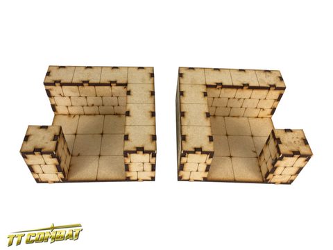 TTCombat: Dungeon Corner Sections