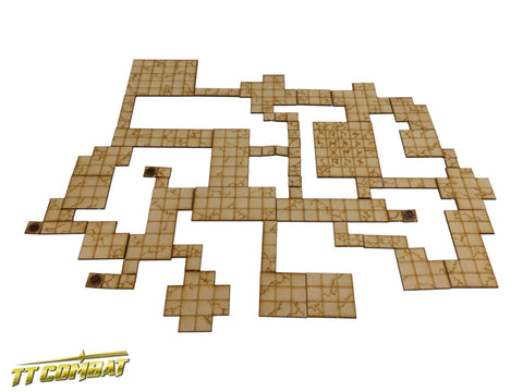 TTCombat: Dungeon Tiles Set B (FSC012)