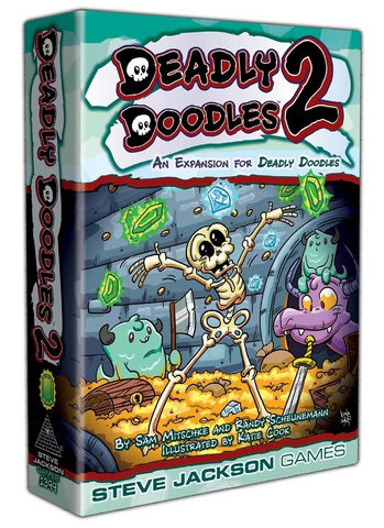 Deadly Doodles 2 - Party Game