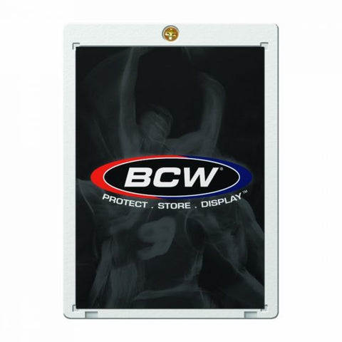 BCW 1-Screw Thick Card Holder - 50 PT