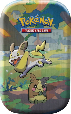 POKEMON TCG: Galar Pals - Mini Tin (Yampi)