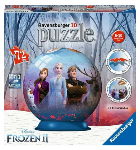 Ravensburger: Disney 3D Puzzleball - Frozen 2