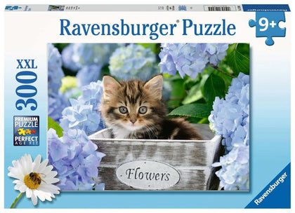 Ravensburger: 300 Piece Puzzle - Tortoiseshell Kitty