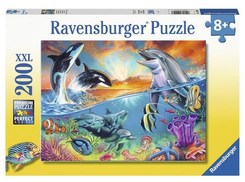 Ravensburger: 200 Piece Puzzle - Ocean Wildlife