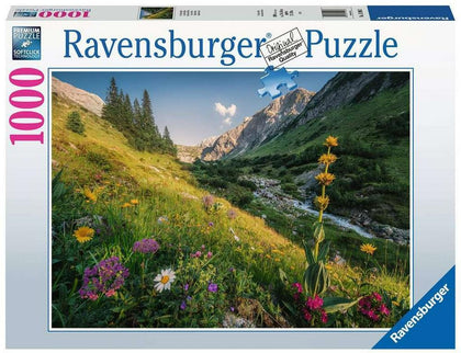 Ravensburger: 1,000 Piece Puzzle - Magical Valley